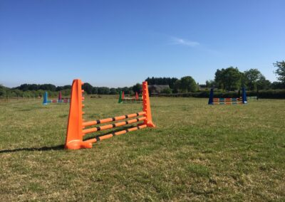 Penningtons jumping paddock