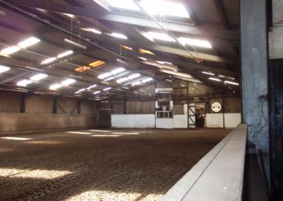 Penningtons stables indoor school